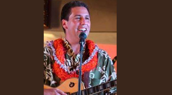 <b>Bill Wynne, A Taste of Hawaii</b><br>Saturday, November 17 — 8:00 PM