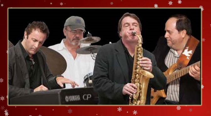 <b>Eric Mintel Quartet</b><br>Sunday, December 23 — 3:00 PM