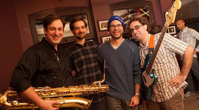"<b>Jack Furlong Quartet, ""OPPORTUNITY Knocks"" CD Release Event</b><br>Friday, December 21 — 8:00 PM"