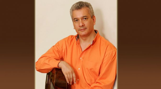<b>Francisco Roldán, Classical Guitar</b><br>Friday, February 1 — 8:00 PM