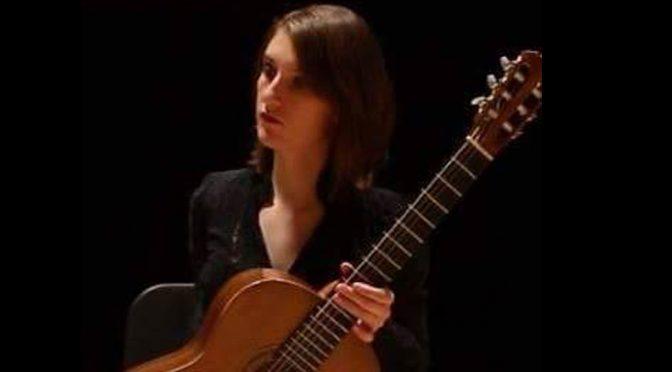 <b>Liz Hogg, Guitarist</b><br>Saturday, March 2 — 8:00 PM