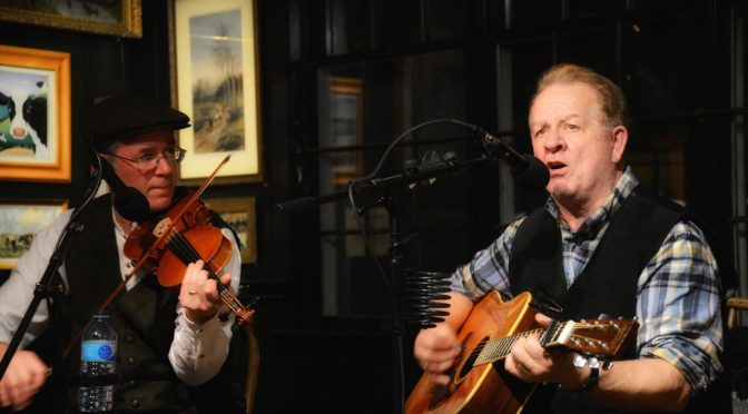 <b>Irish Ballads and Traditional Tunes by O'Neal & Koontz</b><br>Friday, March 15 — 8:00 PM