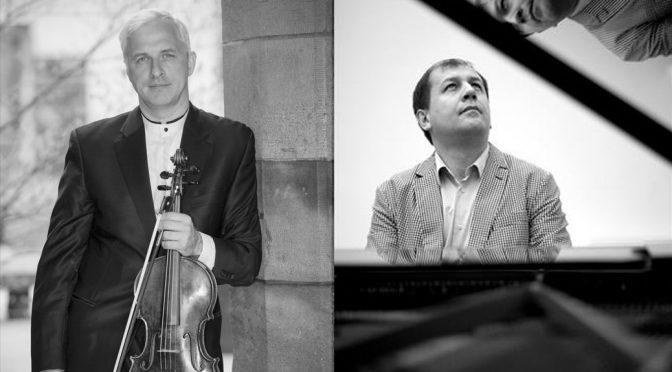 <b>Chamber Music: Dennis Krasnokutsky, Viola and Konstantin Krasnitsky, Piano</b><br>Wednesday, March 20 — 8:00 PM