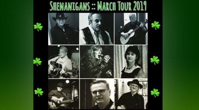 <b>Shenanigans</b><br>Saturday, March 16 — 8:00 PM